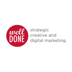 Well Done Marketing Logo