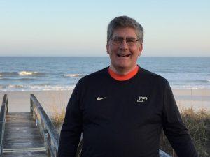 July 2019 Volunteer of the Month: Tim Burkholder