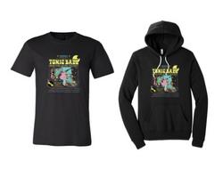 Tonic Ball Shirts